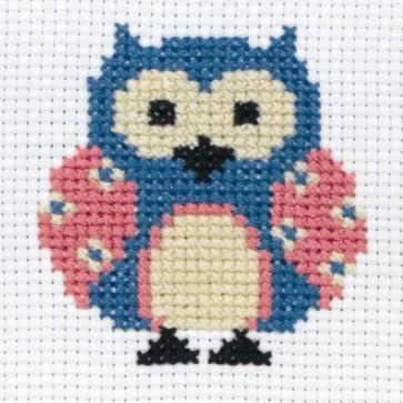 Anchor Cross Stitch Kit - Childrens Cross Stitch Kits - Zoe