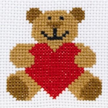 Anchor Cross Stitch Kit - Childrens Cross Stitch Kits - Ed