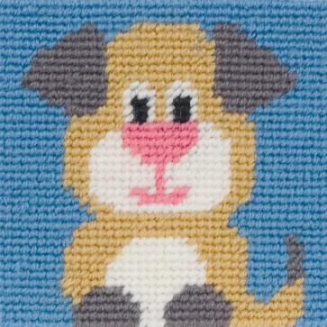Anchor Tapestry Kit - Childrens Tapestry Kits - Amber
