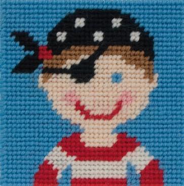 Anchor Tapestry Kit - Childrens Tapestry Kits - Oliver