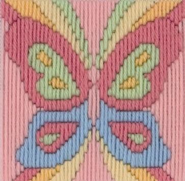 Anchor Long Stitch Kit - Childrens Long Stitch Kits - Beth