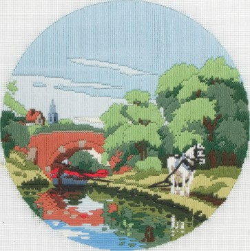 Anchor Long Stitch Kit - The Towpath