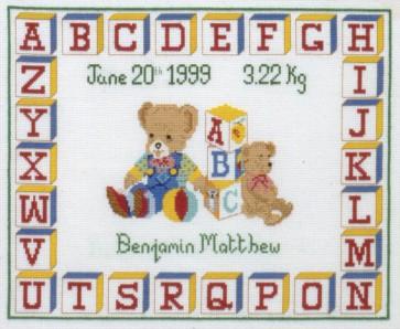 Teddy ABC - CC77973