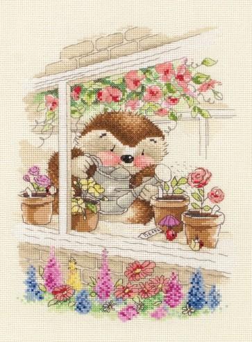 Cottage Window - CTM0008