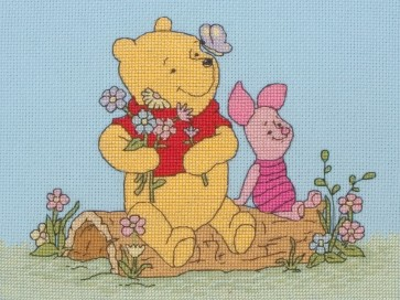 Pooh And Piglet - DPPF021