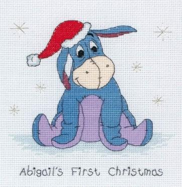 Eeyore 1st Christmas - DPPF022