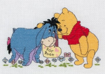 Pooh And Eeyore - DPPF027
