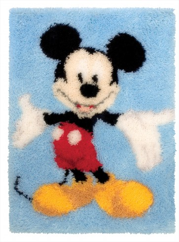 Mickey Mouse Rug - DPPM900
