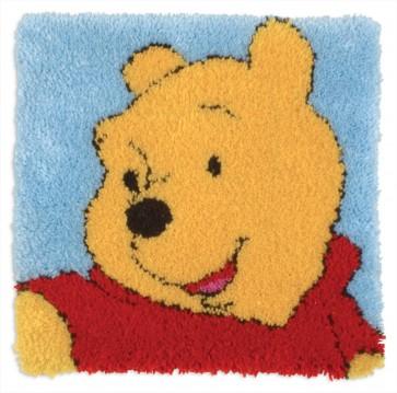 Pooh Portrait Rug - DPPN900