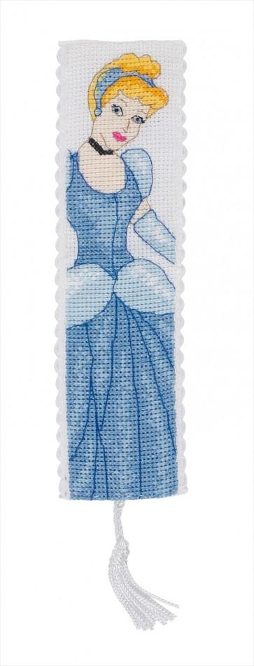 Cinderella Bookmark - DPPP800