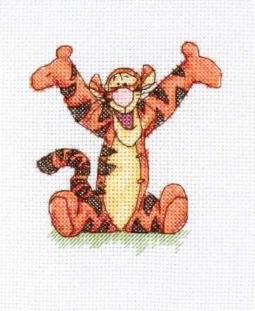 Tigger Hug - DPPT101