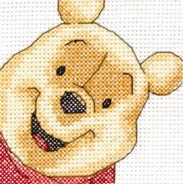 Pooh Portrait - DPPT104