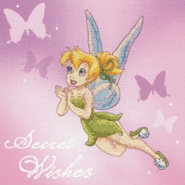 Tinkerbell Secret Wishes - DPPV104