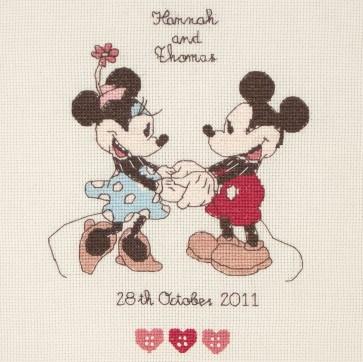 Mickey And Minnie - DPST007
