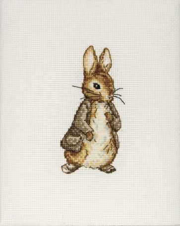 Anchor Cross Stitch Kit - Beatrix Potter Kits - Benjamin Bunny