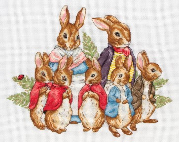 Peter Rabbit Family - JC220