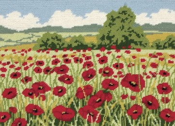 Anchor Tapestry Kit - Poppy Field