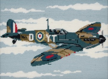 Anchor Tapestry Kit - Spitfire