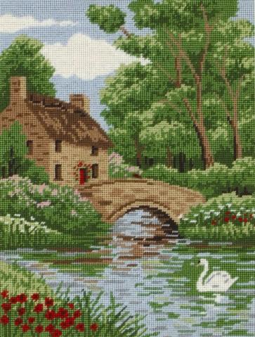Riverside Cottage - MR78101