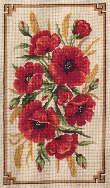 Poppy Harvest Panel - MR82658