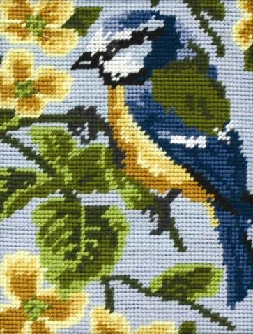Anchor Tapestry Kit - Blue Tit