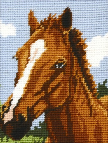 Anchor Tapestry Kit - Horse