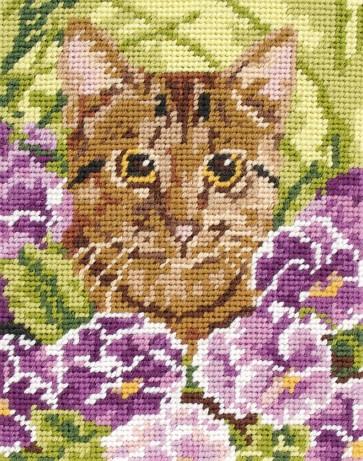 Anchor Tapestry Kit - Cat
