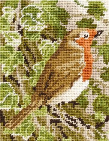 Anchor Tapestry Kit - Robin