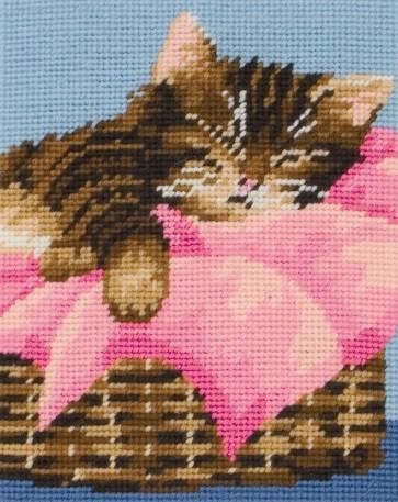 Anchor Tapestry Kit - Kitten