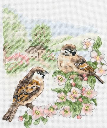 Spring Sparrow - PCE0500