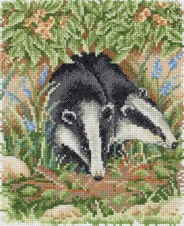 Badgers Den - PCE596