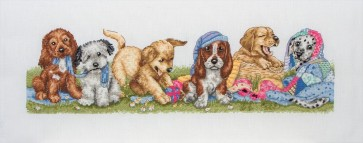Puppies In A Row - PCE728