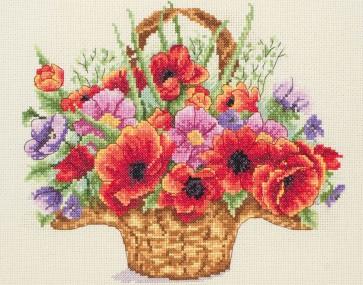 Floral Basket - PCE898