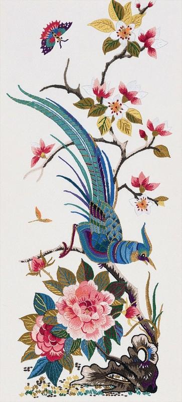 Anchor Embroidery Kit - Kwang Tung