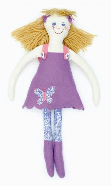 Anchor Soft Toy Kit - Lucy