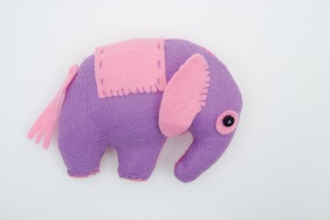 Little Freya Elephant - RDK10