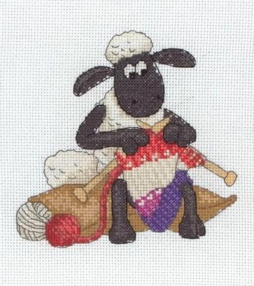 Shaun Knitting - SS00007