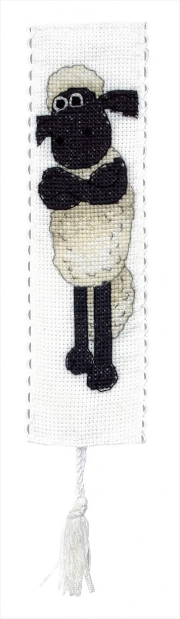 Shaun The Sheep Bookmark - SS02001
