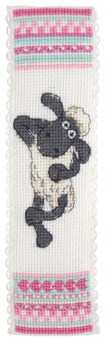 Shaun The Sheep Bookmark - SS02002