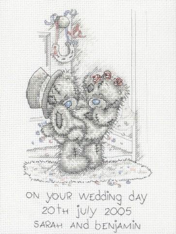 Wedding Sampler - TT200
