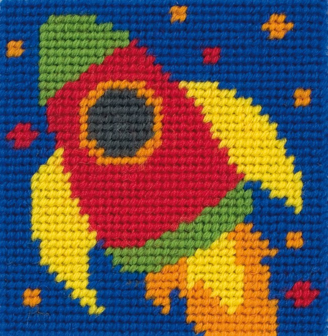 Anchor Tapestry Kit Childrens Tapestry Kits Ronnie