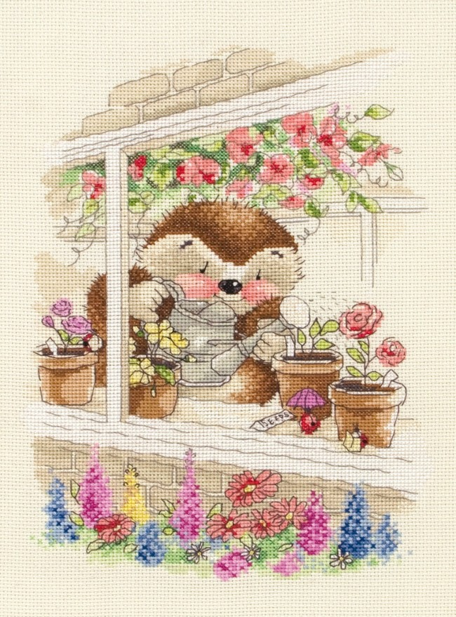 Anchor Cross Stitch Kit Country Companions Kits