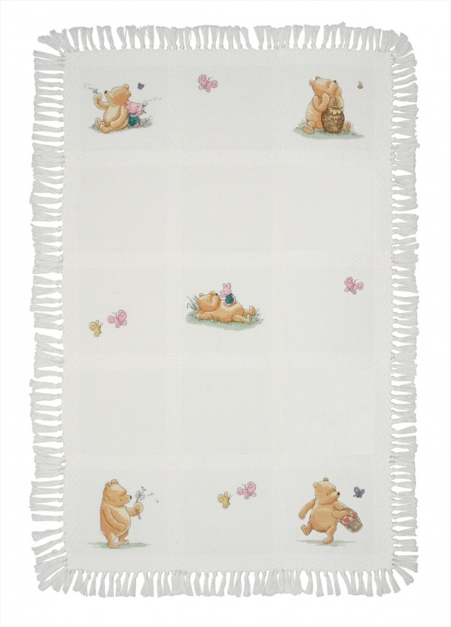 Anchor Cross Stitch Kit Disney Classic Pooh Kits