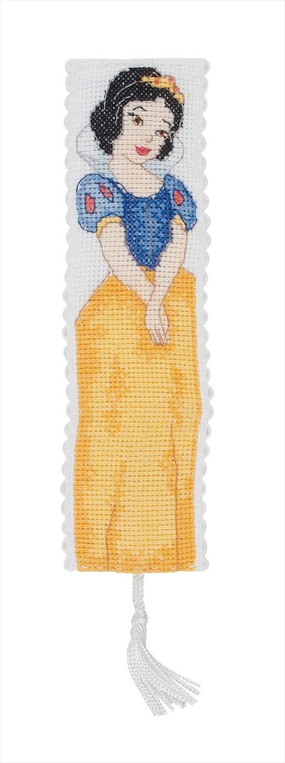 Anchor Cross Stitch Kit Disney Kits Snow White Bookmark
